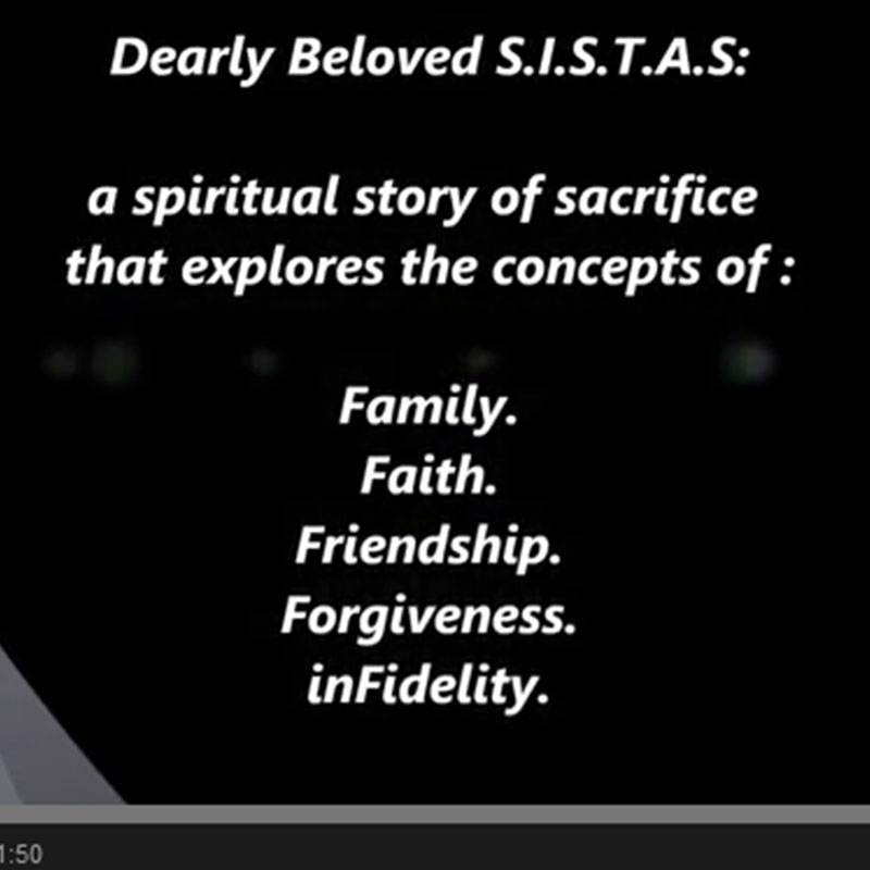 Dearly Beloved S.I.S.T.A.S Mini Trailer